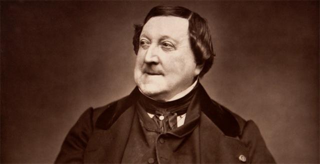 Gioacchino Rossini born