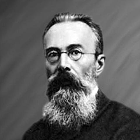 Nikolai Rimsky-Korsakov born