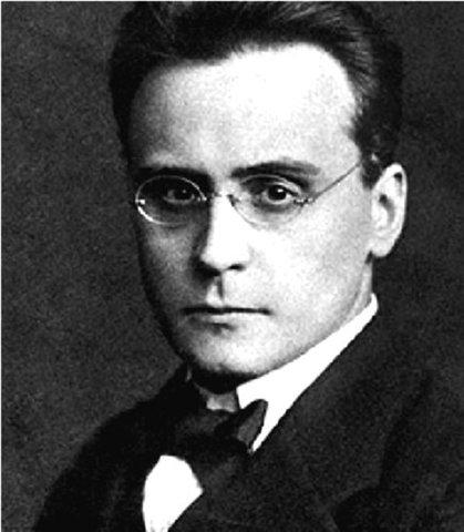 Anton Webern born