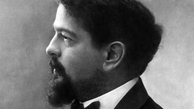 Claude Debussy born