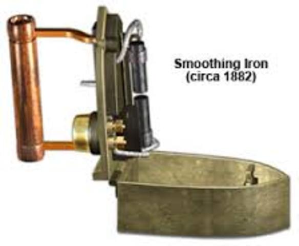 Electric Irons From The 1900s ~ Timeline timetoast timelines