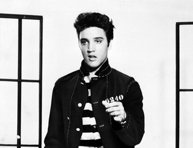 Year That Elvis Records First Songs With Sun Records