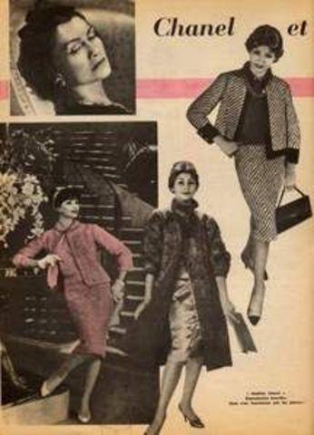 Coco Chanel Timeline Timetoast Timelines