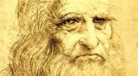 Leonardo di ser Piero da Vinci timeline