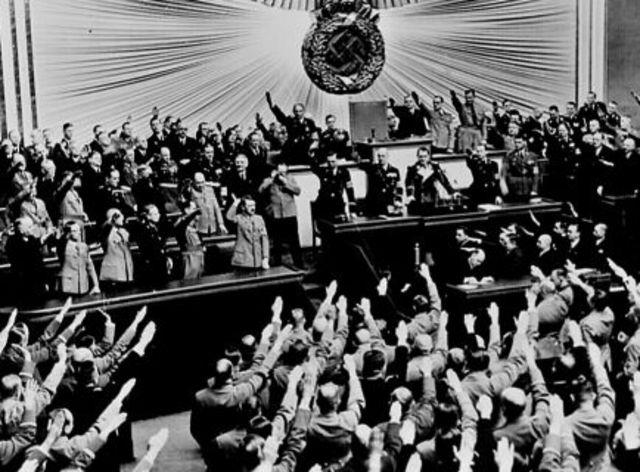 Hitler Annexes Austria
