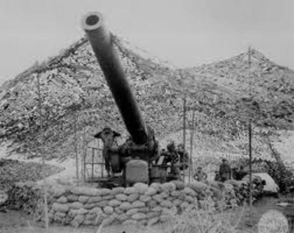Alemania cae en África por los ingleses: 18 noviembre de 1942