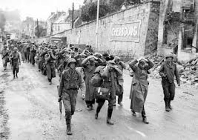 Italia cae ante los aliados: 8 septiembre de 1943