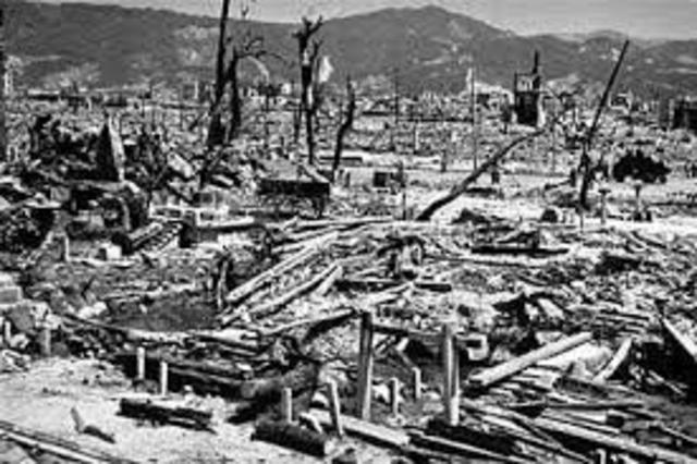 Bombardeo a Nagasaki: