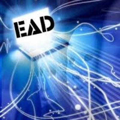 Evolução da EAD áte os dias atuais timeline