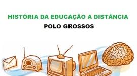 A história da Educação a Distância no Brasil timeline