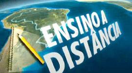 Evolução da Educação a Distância no Brasil e no Mundo timeline