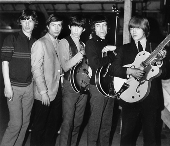 The Rolling Stones form