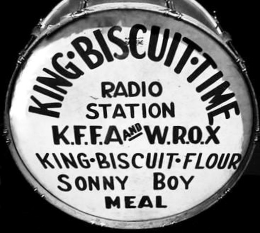 King Biscuit Time founded