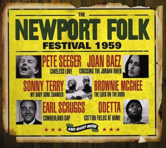 Newport Folk Festival Founded