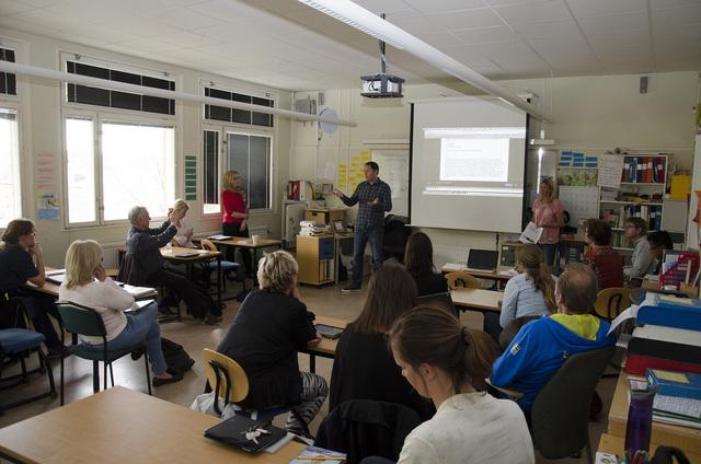 Uppstart Brattåsskolan