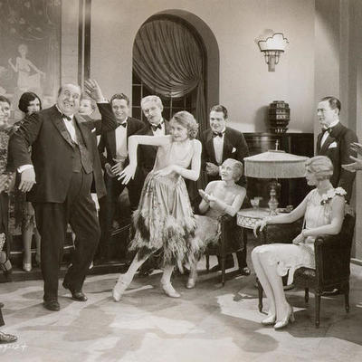 Entertainment of the 1920s Timeline