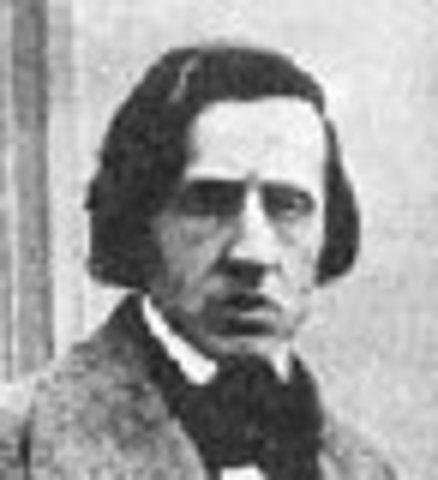 Frèdéric Chopin(1810-1849)