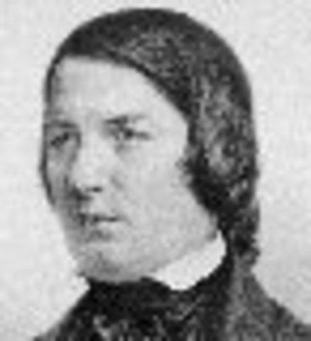 Robert Schumann(1810-1856)