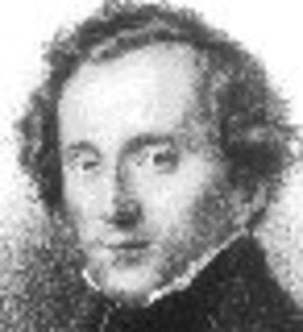 Felix Mendelssohn(1809-1847)