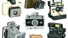 Momentos-chave do desenvolvimento da fotografia timeline