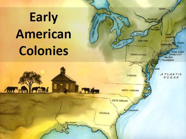 the beginning of english colonies in north america The british colonies in north america were known as british america and a number of english colonies were established in north america the first permanent.