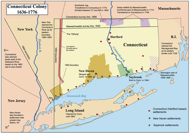 Thomas Hooker and the Connecticut Colony