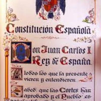 Historia de España s.XVIII-XIX timeline