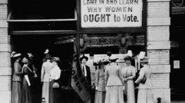 Les droits des femmes timeline