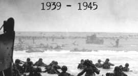 WWII and the cold war timeline