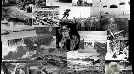 WW2 and Cold War  timeline