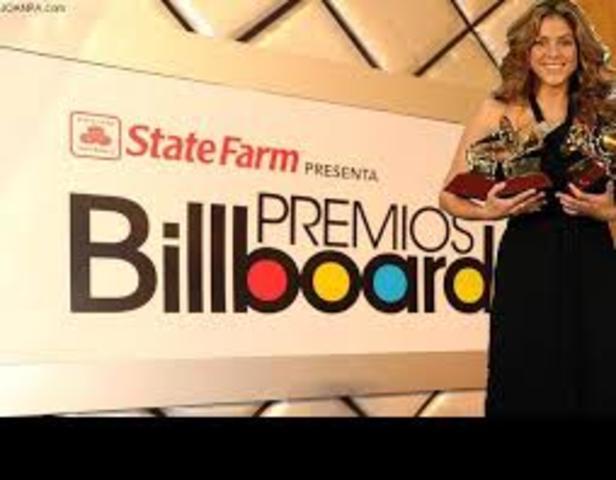 win six Latin Billboard Awards