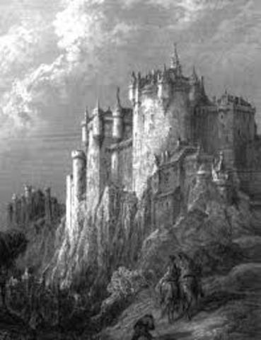 Building of Camelot