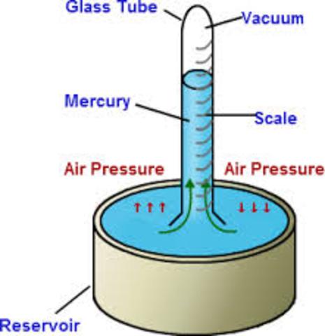 Barometer- The Mercurial Barometer