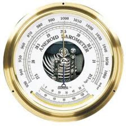 Barometer (Aneroid barometer)