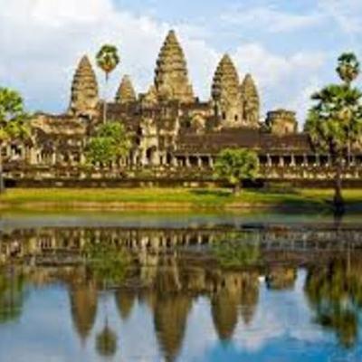 Cambodia Timeline