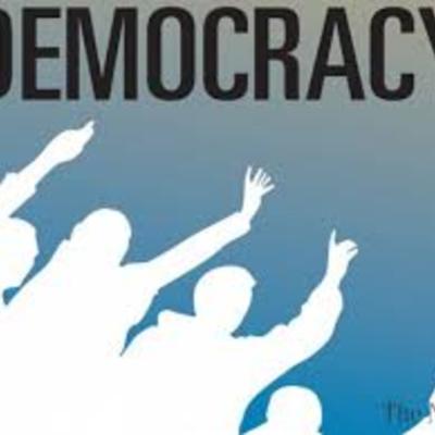 Democracy evolution timeline