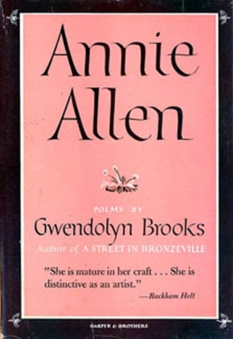 Her second book of poetry, Annie Allen, is published.