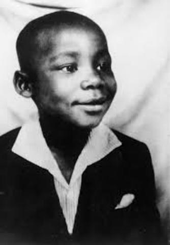 Life Of Martin Luther King Jr Timeline Timetoast Timelines