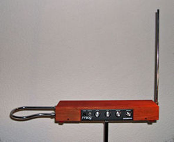 Theremin Invented