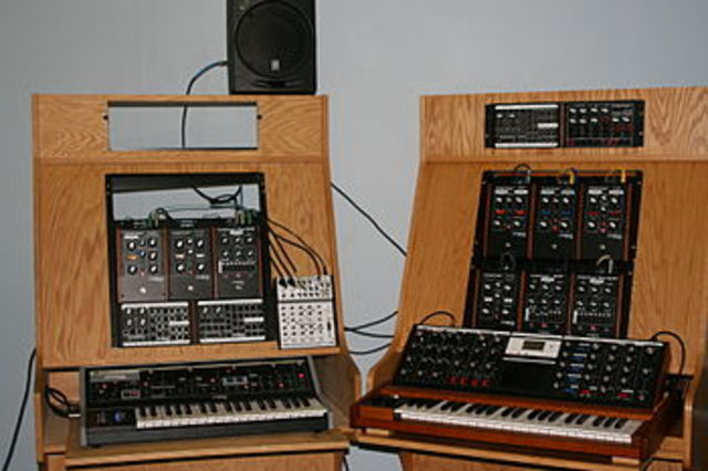Moog Synthesizer invented
