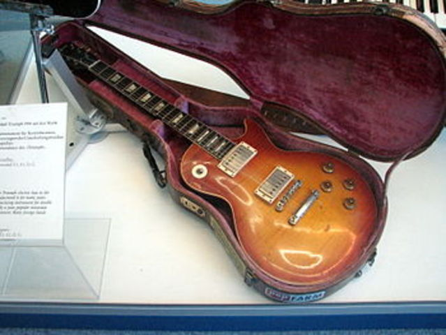 Gibson Les Paul Invented
