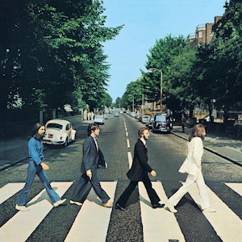 The Beatles use Moog Synthesizer and Hammond Organ