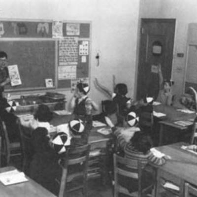 Timeline of American Jewish Education