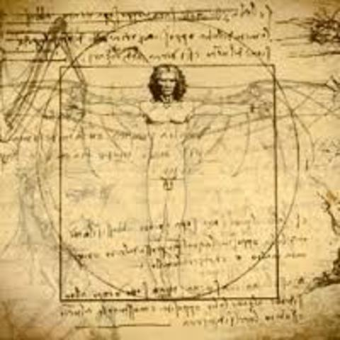 Da Vinci's notebooks