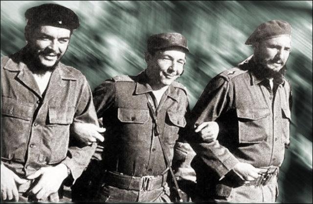 Castro Invades Cuba