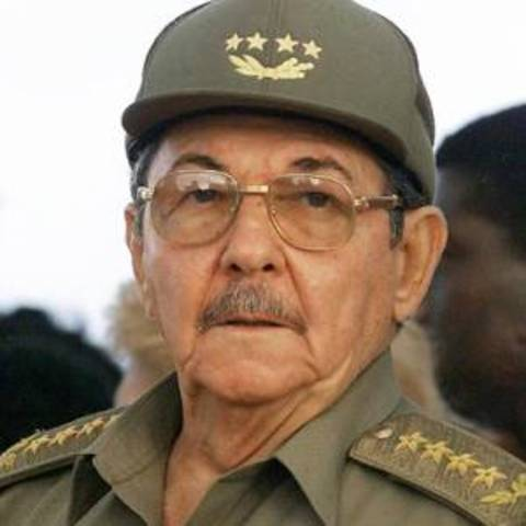 Castro Permanently Steps Down as President