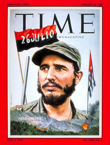 Cuban Revolution Begins