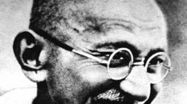 Gandhi's journey for India's Independence  timeline
