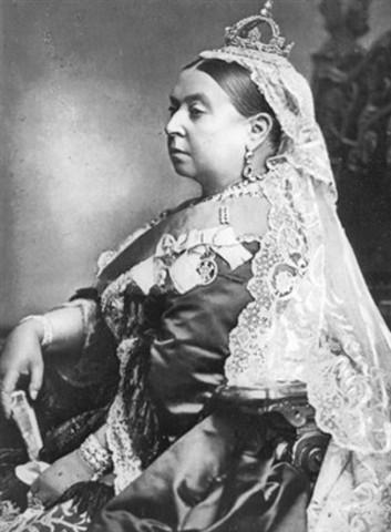 Birth of Queen Victoria
