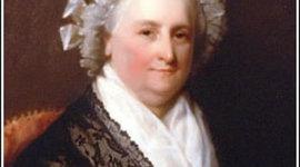 Martha Washington timeline